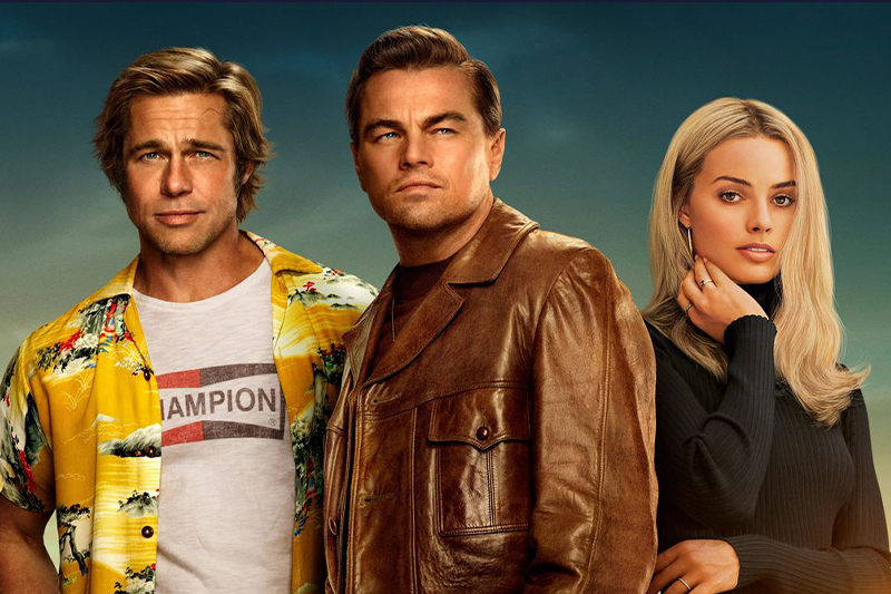 La selection de la semaine : Once Upon a Time… in Hollywood