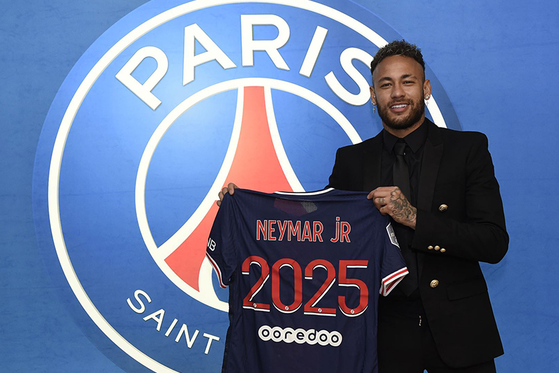 Mercato : prolongation de Neymar au PSG